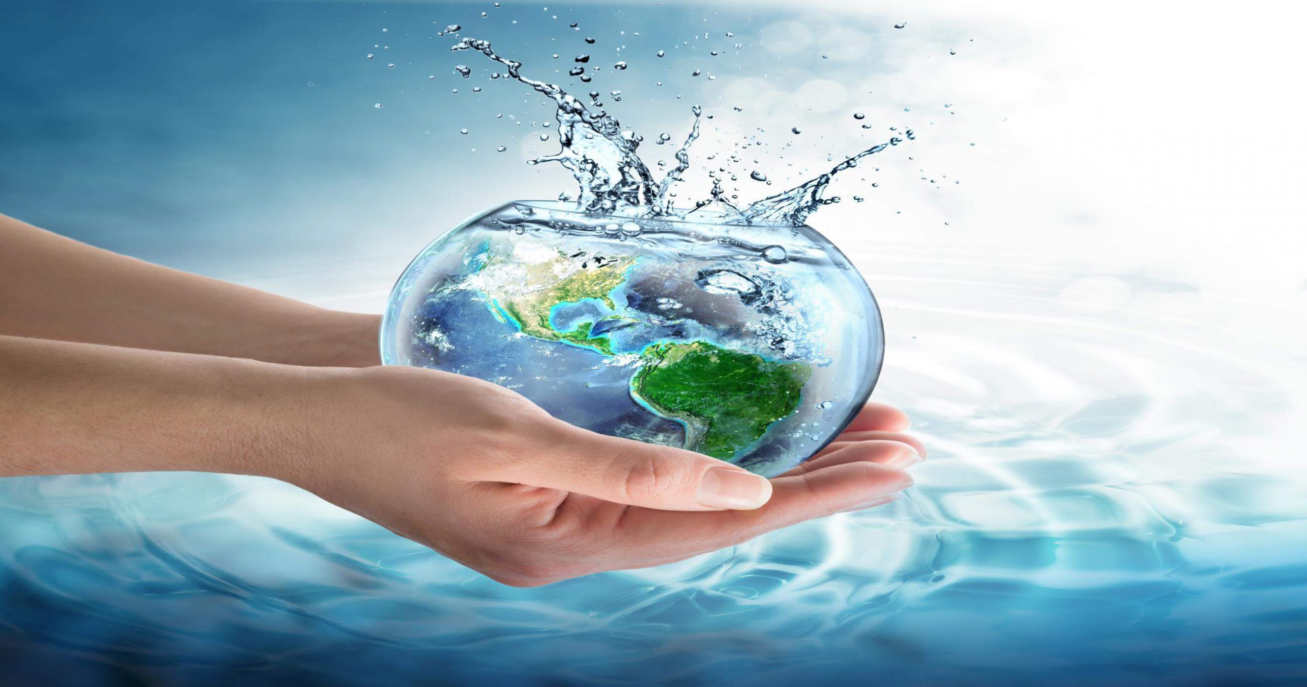 Save Water, Save Earth!